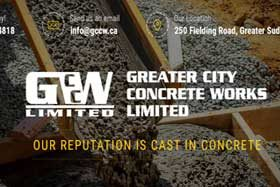 Welcome, Greater City Concrete Works to the SWAT Media Group family!
